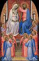 Ventura del Moro - Coronation of the Virgin and Angels - Google Art Project.jpg