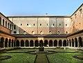 Vercelli, sant'andrea, chiostro, 16.jpg