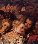 Veronese, Paolo - Marriage at Cana (detail) - 1571-72.jpg