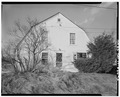 View north, south side (front of house) - 3352 South Street (Farmstead), Coventry, Tolland County, CT HABS CONN,7-COVEN.V,1-5.tif