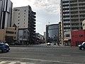 View of Fujisakigu-mae Station.jpg