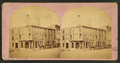 View of a building destroyed in a fire, from Robert N. Dennis collection of stereoscopic views.png