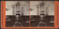 View of pulpit, chapel, Hamilton College, Clinton, N.Y, by Walker, L. E., 1826-1916.png