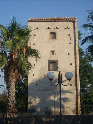 Vignazza Tower - Image: Vignazzi Tower