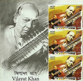 Vilayat Khan Indian musician
