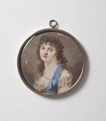 Vilhelmina Beck-Friis (1775-1856 [1859?]), friherrinna, g.m. friherre Voldemar Vilhelm Wrangel von Brehmer