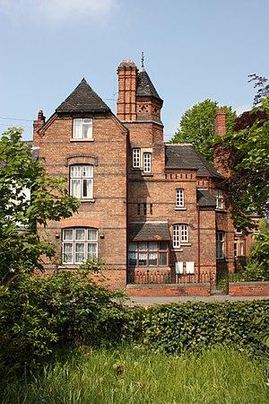 Watson Fothergill - Image: Villa at Bridgegate in Retford