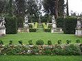 Villa la pietra, giardino est, teatrino di verzura 02.JPG