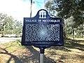 Village of Miccosukee Historical Marker.JPG