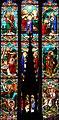 Villeréal - Eglise - Vitrail du chevet -1.jpg