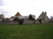 Abbaye de chaalis wikip dia for Grange oise