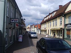 Vimmerby in June 2008