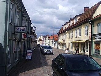 Vimmerby - Vimmerby in June 2008