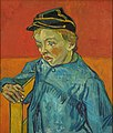 Vincent van Gogh - The Schoolboy (Camille Roulin), 1888.jpg