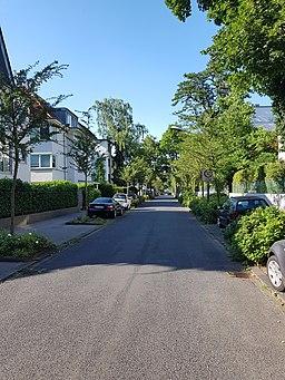Vincenz-Statz-Straße in Köln