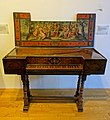 Virginal, Dominicus Venetus, Venice, probably 1566 - Germanisches Nationalmuseum - Nuremberg, Germany - DSC03254.jpg