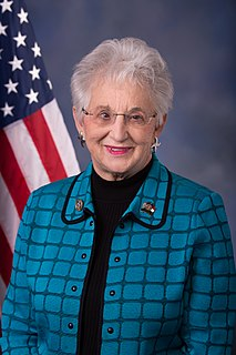 Virginia Foxx American politician