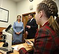 Visiting the Defence Ministry boarding school for girls 06.jpg
