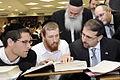 Visits the Mir Yeshiva, Bedomaich Chayi and Dor Yeshorim No.115 (6673328895).jpg