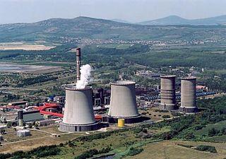 Mátra Power Plant