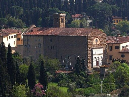 Badia Fiesolana, San Domenico, Fiesole