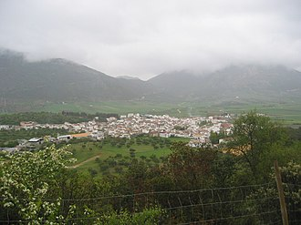 Alfarnate - View of Alfarnate