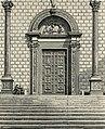 Viterbo Porta grande della chiesa della Quercia.jpg