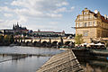 Vltava River and the Charles Bridge, Prague - 7979.jpg