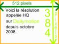 Voici la résolution appelée HQ sur Dailymotion depuis octobre 2008.png