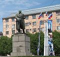 Vyborg LeninStatue.jpg