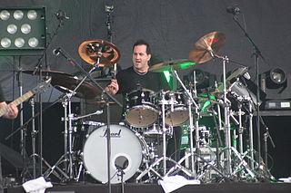John Macaluso American drummer