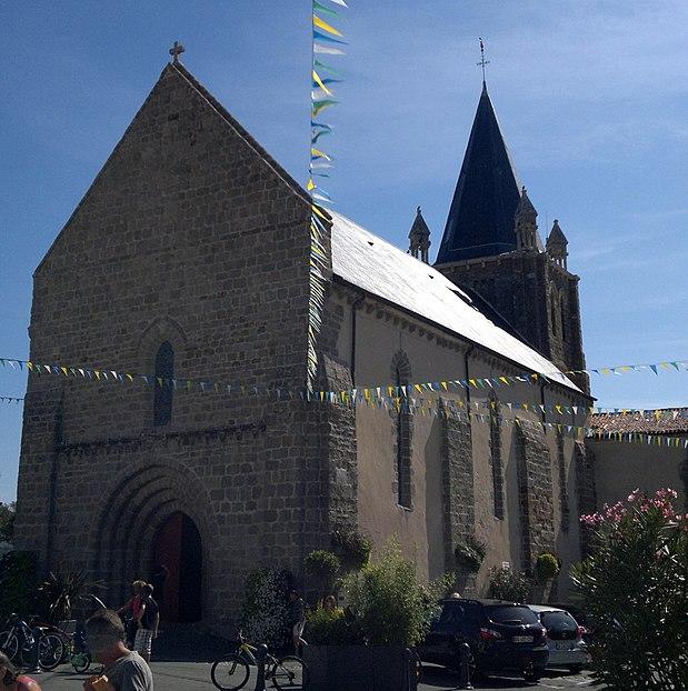 Monument historique à Longeville-sur-Mer
