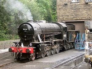 WD Austerity 90733 Haworth Loco Yard.jpg
