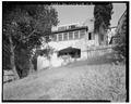 WEST BACK - Vista del Arroyo Hotel, Bungalow No. 3, 125 South Grand Avenue, Pasadena, Los Angeles County, CA HABS CAL,19-PASA,10F-2.tif