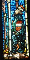 WMK Stefansdom - Habsburg Fenster 2c Rudolf IV.jpg