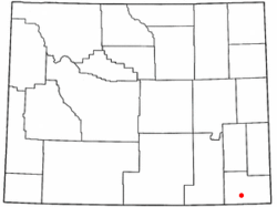 Location in Wyoming [http://www.wapa.gov/jobs/images/city.jpg image