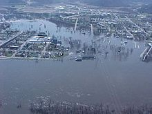a history of the 1993 flood in the united states Flooding in iowa on this page you the great flood of 1993 is considered by many to be one of the most defining natural disasters in iowa history nws national service assessment--central united states flooding of june 2008.