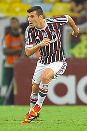 495101abcd Diego for Fenerbahçe in 2014 and Wágner for Fluminense in 2013. Currently