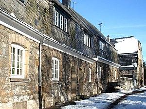 Richard Riemerschmid - Workers' houses in Walddorfstraße, Hagen