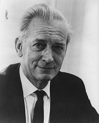 Walter Adams (historian) - Walter Adams, c1965