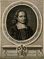 Walter Charleton. Line engraving by D. Loggan, 1659, after h Wellcome V0001081.jpg