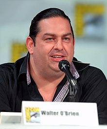 Walter O'Brien - Wikipedia
