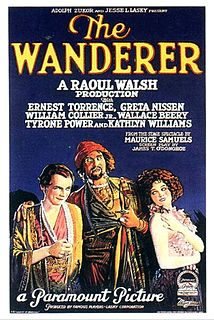 <i>The Wanderer</i> (1925 film) 1925 film