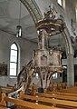 Wangen Pfarrkirche St Martinus Kanzel.jpg