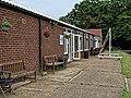 Wanstead & Snaresbrook CC pavilion clubhouse, Wanstead, London 02.jpg