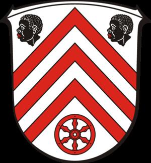 Ober-Mörlen - Image: Wappen Ober Mörlen