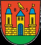 Das Wappen von Peitz