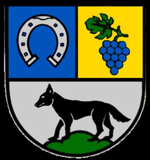 Schallstadt - Image: Wappen Schallstadt