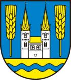 Das Wappen von Jerichow