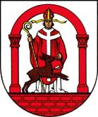 Das Wappen von Werdau